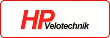 Markenprodukt Fahrradhersteller HP-Velotechnik