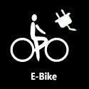 Werkstatt - Durchsicht E-Bike weiss