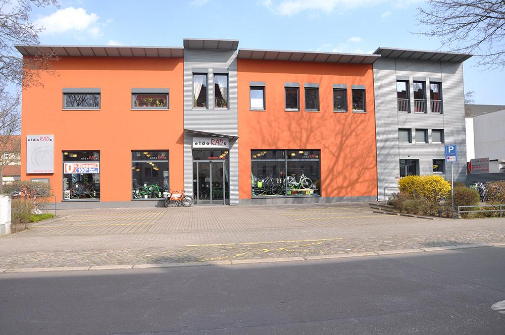 Über uns - eldoRADo. Fahrradfachgeschäft in Magdeburg mit der Fahrradwerkstatt im gleichen Gebäude