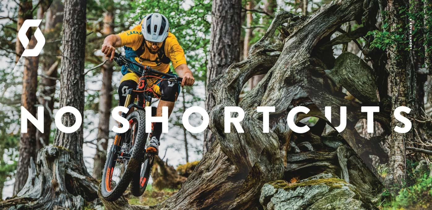 Scott-no shortcuts