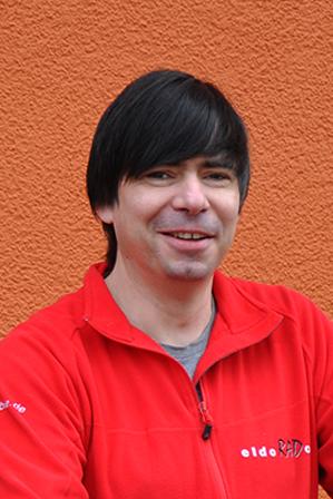 Team - Mitarbeiter D. Blumenthal Fahrrad-Fachverkäufer bei eldoRADo Magdeburg