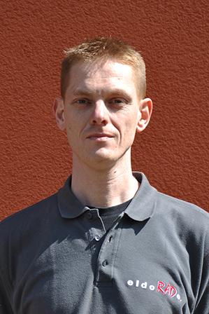 Team - Mitarbeiter S. Kapries Zweiradmechaniker bei eldoRADo. Magdeburg