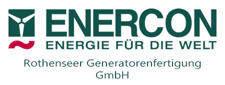 Gewerbliche Kunden - Enercon Rothenseer Generatorenfertigung GmbH