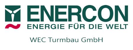 Gewerbliche Kunden - Enercon WEC Turmbau GmbH