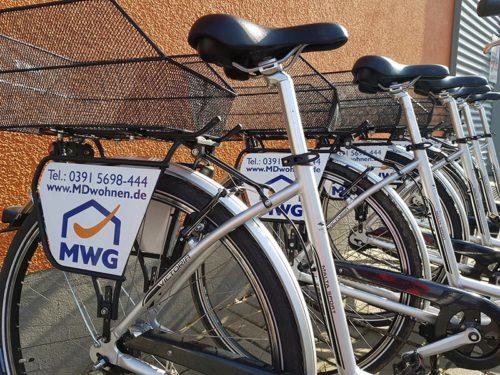 Cityräder vom MWG (2)
