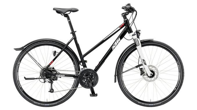 KTM Avenza Cross Street Damen