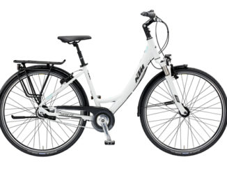 City-/Trekkingbike KTM Veneto 8 Light Damen