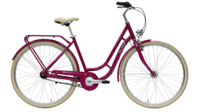 Bici Italia purple