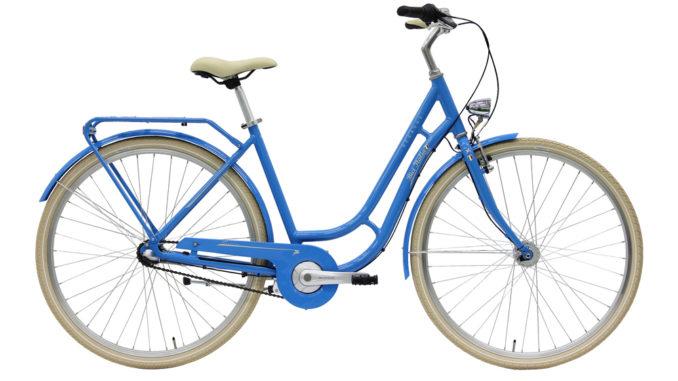 Bici Italia hellblau