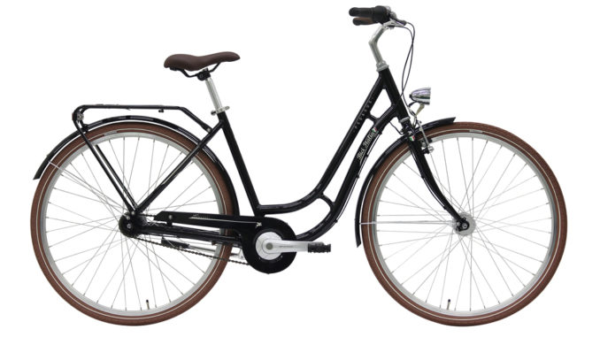 Bici Italia schwarz