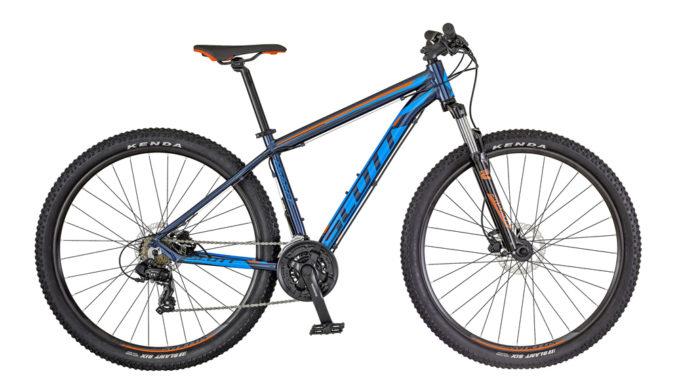 Scott Aspect 760 blau