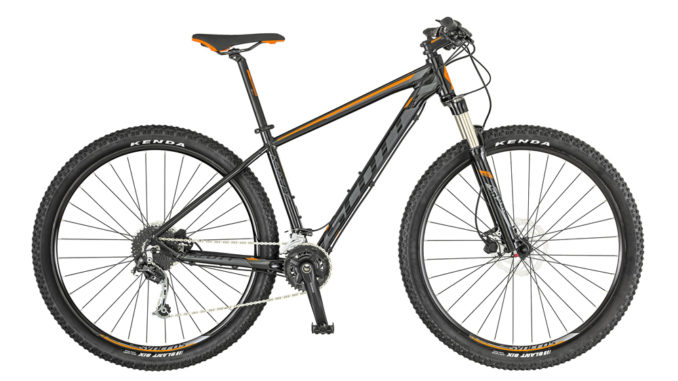 Scott Aspect 930 schwarz