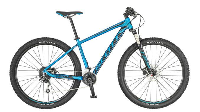 Scott Aspect 930 blau