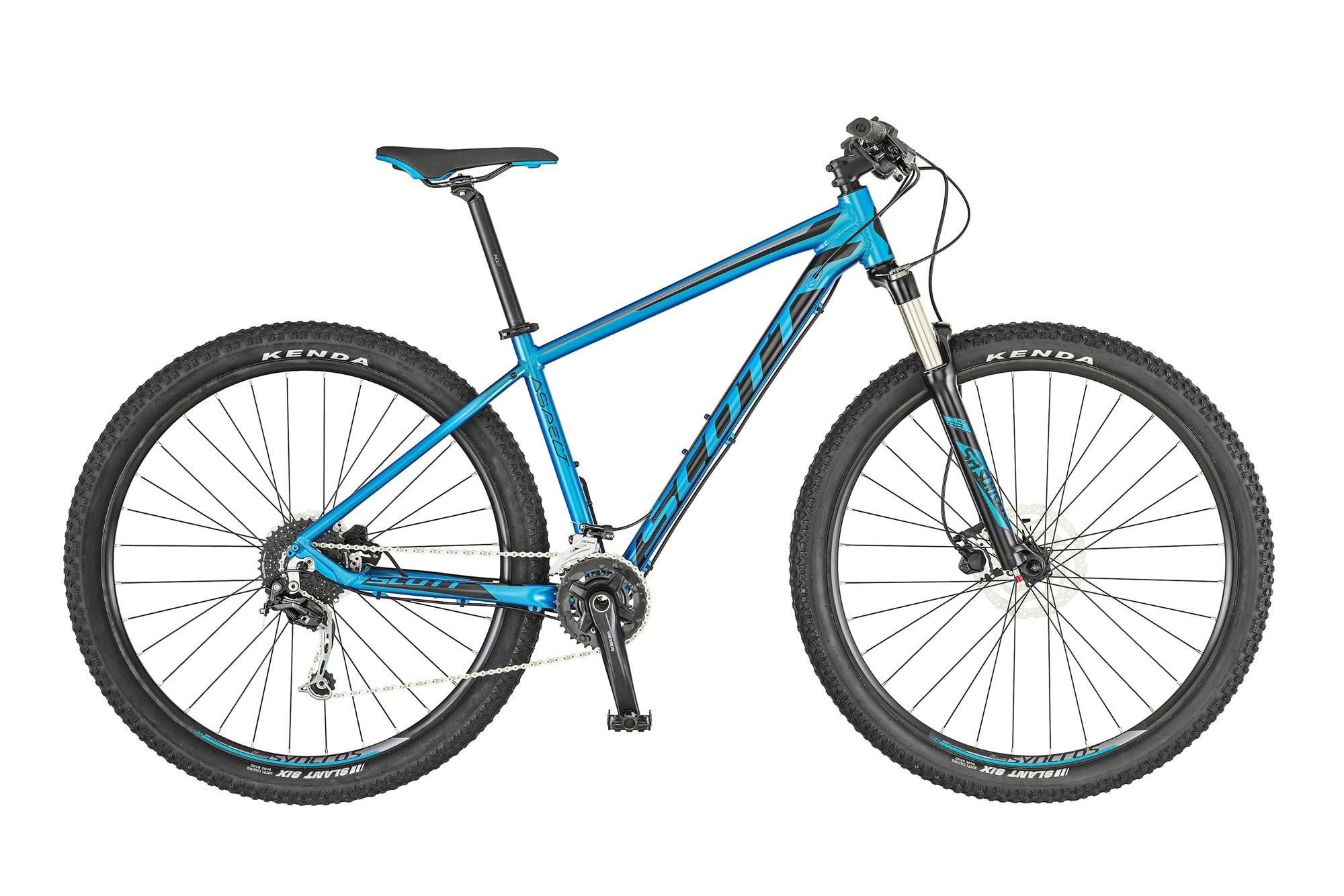 Scott Aspect 930 blau grau schwarz