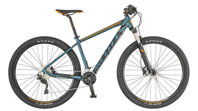 Scott Aspect 920 metallic blau