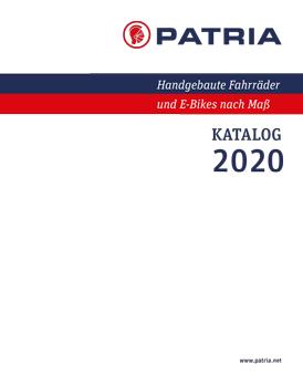 Katalog Patria 2020