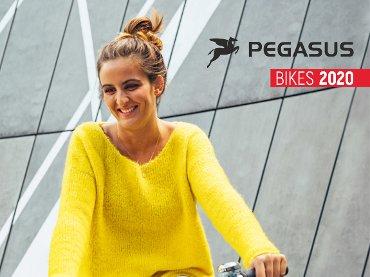 Cover Pegasus E-Bike Katalog 2020