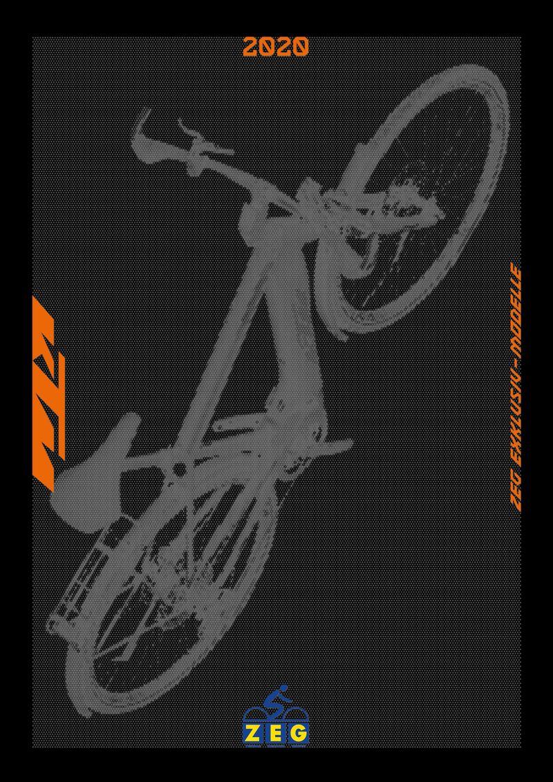Katalog KTM ZEG Exklusiv-Modelle 2020
