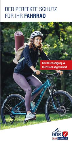 Versicherung-Fahrrad