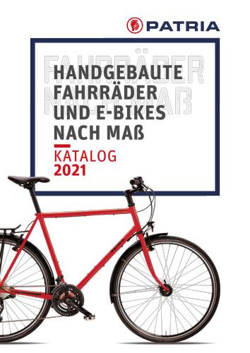 Cover Patria Katalog 2021