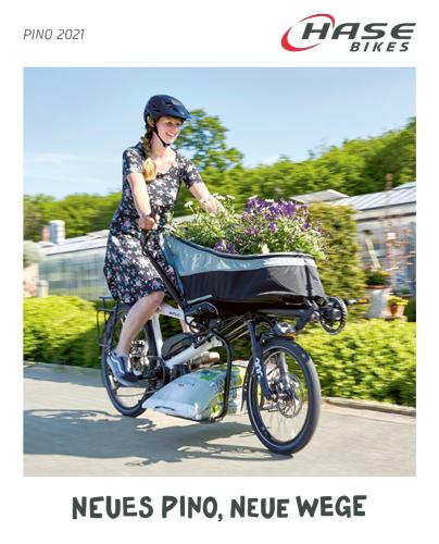 Katalog HASE Bikes PINO 2021