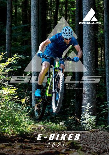 Katalog Bulls E-Bikes 2021