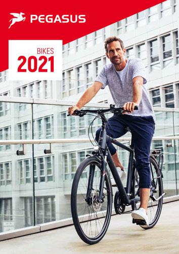 Cover Pegasus Bike Katalog 2021